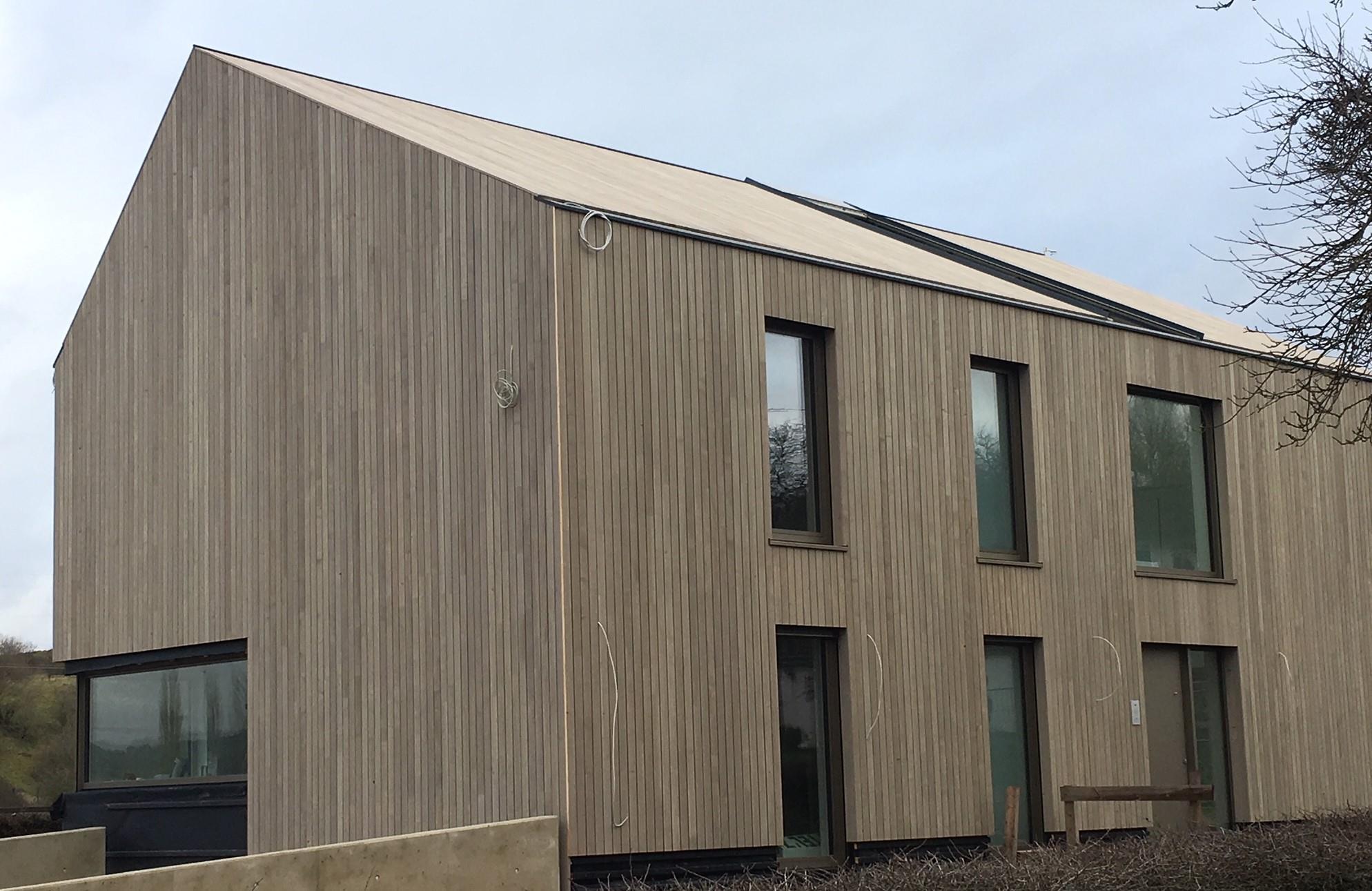 Holzfassaden Schreinerei Innenausbau Holzbau Charpente